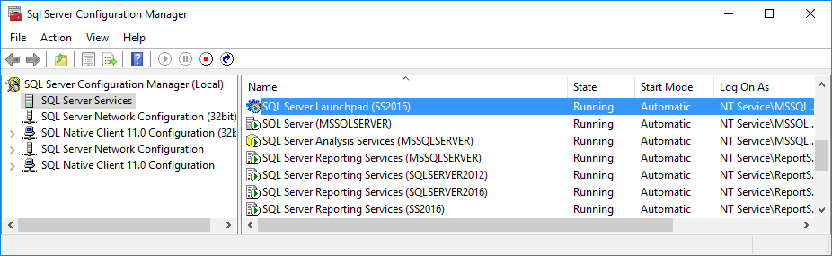 SQLServerManagementConsole