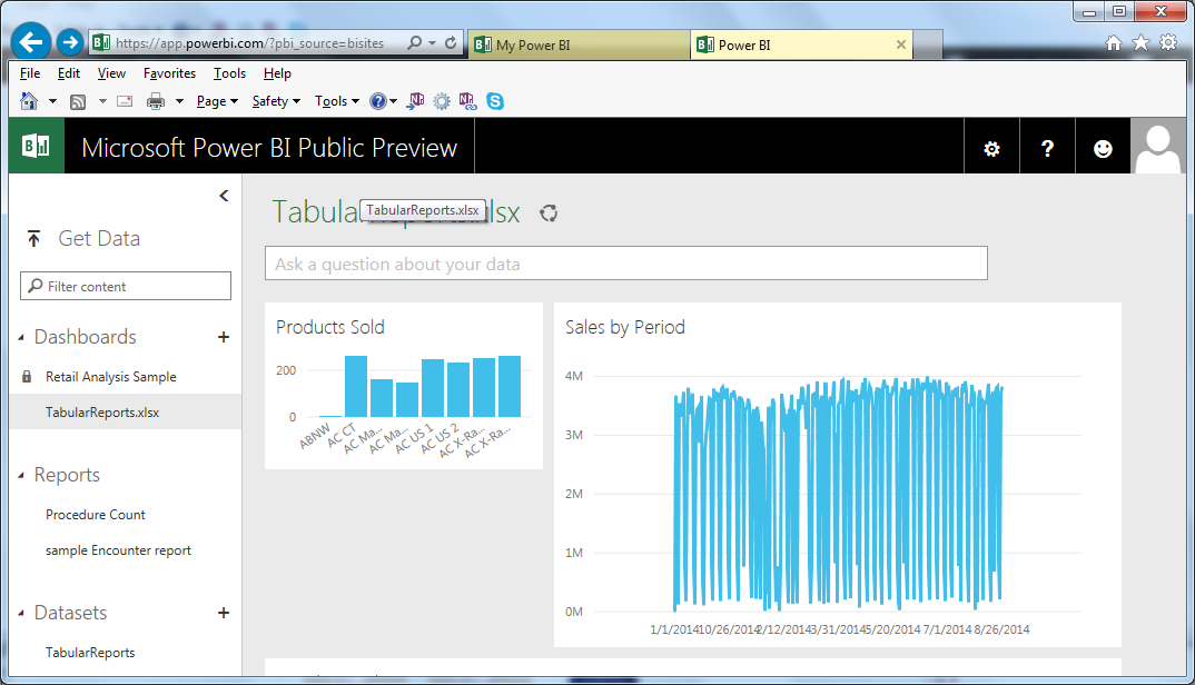 PreviewDashboards