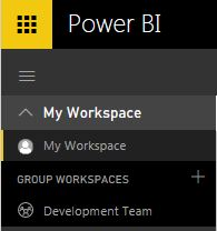 PowerBIWorkspaceWithAGroup