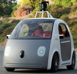 An Example of Machine Learning: Google's Self-Driving Car